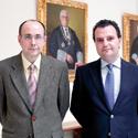 Leopoldo Porfirio Carpio y Francisco José Fernández Romero