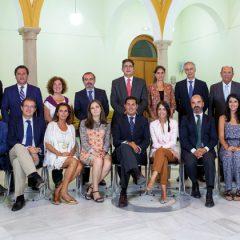 Reelegida la candidatura de José Joaquín Gallardo