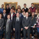 Alumnos de derecho de San Pablo CEU